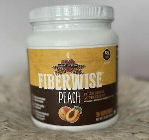 Melaleuca Fiberwise Peach Fiber Drink Supplement - 30 Servings- Sugar Free