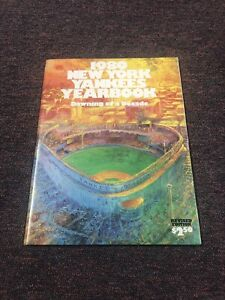 1980 New York Yankees Yearbook (BRAND NEW) Mint (Ships Immediately Upon Payment)