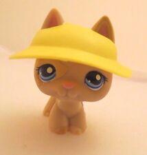 Littlest Pet Shop  ❀ LPS ❀ German Sheperd dog with hat, No. 1447