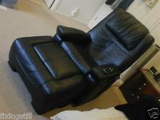Luxury RMS-14 Leather Massage Chair Recliner + Ottoman