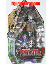 "NECA PREDATOR Series 12 ENFORCER  PREDATOR 7"" Action Figure Hunter Alien New"