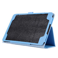 "Flip Leather Case Cover Stand for Samsung Galaxy Tab A 8.0 ""T350 blue Q7U6"
