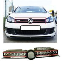 NEW VW GOLF 6 MK6 2009-2012 GTI FRONT BUMPER UPPER CENTER MESH SPORT GRILLE