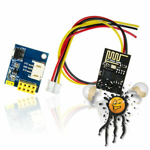 WiFi WLan IoT RGB LED Controller WS2812 Tasmota OTA ESP8266 flash ESP-01 Modul