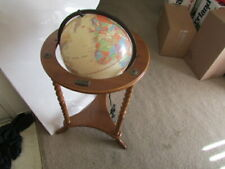 THOMAS PACCONI CLASSICS LIGHTED WORLD GLOBE 1900-2000 CLASSICS