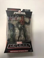 Marvel Legends Superior Spiderman Build A Figure Green Goblin (2014)