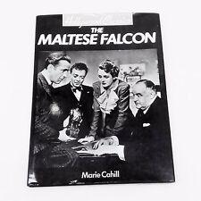 The Maltese Falcon - HUMPHREY BOGART - Grande LIBRO DE TAPA DURA - BUEN ESTADO