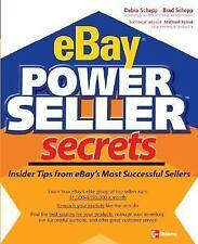 eBay Power Seller Secrets from most successful eBay sellers By Schepp LIKE NEW