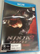 Ninja Gaiden 3: Razors Edge [Nintendo Wii U] Like New Complete As Pictured