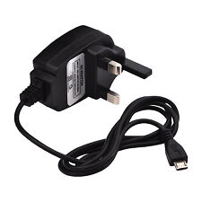 CE UK Mains Plug Charger for HTC ONE S X V Max VX Mini Huawei Ascend II M860 UK