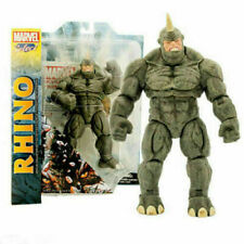 Marvel Select The Spider-man 2 Rhino Action Figure Toy Christmas Gifts