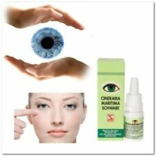 10pack Schwabe Cineraria Maritima WITH Alcohol Eye Care Drops 10Ml FAST SHIPPING