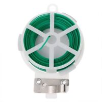 Organizer Wire Cutter Cable Twist Flower Reel Wire Roll Plant 30m