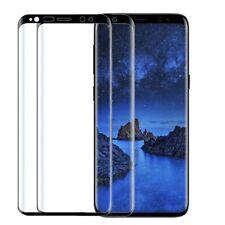 2x 3D Curved PanzerglasSamsung Galaxy S9 Full Screen Cover Schutz Glas Folie