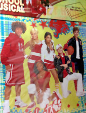 Lot of 9 Gift Boxes with design of High School Musical & Miley Cyrus