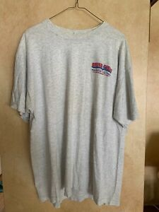 Vintage 1996 Frank Bruno VS Mike Tyson Fight T-Shirt XL