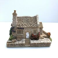 Lilliput Lane House - Dovetails - Boxed With Deeds