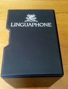 Linguaphone Italian language course.