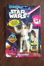 Star Wars Bend-Ems Luke Skywalker with Limited Edition Trading Card