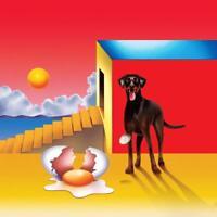 AGAR AGAR - THE DOG AND THE FUTURE   VINYL LP NEU