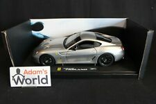 Hot Wheels Elite Ferrari 599 GTB Fiorano 1:18 aluminium (PJBB)