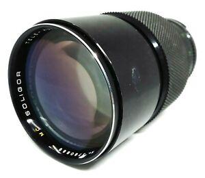 Soligor Tele-Auto 2.8/200mm MC, Nikon F mount