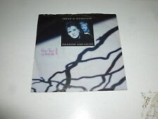 "INKER & HAMILTON - Shadow & Light - 1988 German 2-track 7"" Juke Box Single"