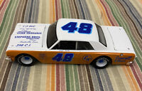 Action 1:24 #48 Darrell Waltrip 1964 Chevelle Club Car Bank Crowell & Reed