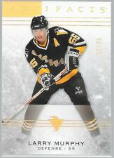 13/14 Artifacts Gold Spectrum Larry Murphy /25 7 Penguins