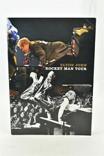 Elton John Rocket Man Tour Program