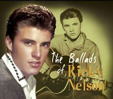Ricky Nelson - The Ballads of Ricky Nelson, CD Bear Family 30 Tracks Neu