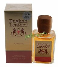 ENGLISH LEATHER BY ENGLISH LEATHER 8.0 OZ COLOGNE AUTHENTIC SPLASH FOR MEN