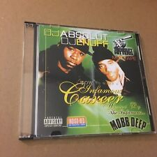 DJ Absolut & DJ Enuff MOBB DEEP How to make an Infamous Career NYC Mixtape CD