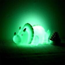 Cartoon LED Mini Dinosaur Lamp Kid Small Night Light Home Decorion
