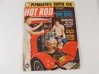 Vintage Original January 1963 Hot Rod Magazine Automotive Custom Car Mods