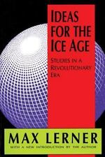 Ideas for the Ice Age: Studies in a Revolutionary Era
