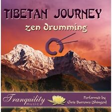 TIBETAN JOURNEY- ZEN DRUMMING CD