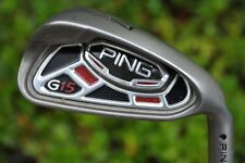 PING G15 7 IRON AWT BLACK BLUE RED WHITE ORANGE GREEN YELLOW PURPLE G 15