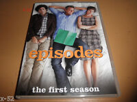 MATT LeBLANC dvd EPISODES comedy tv series SEASON ONE complete FIRST season