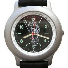 Rodeo Polo Club Sport Watch With Tachymeter Dial