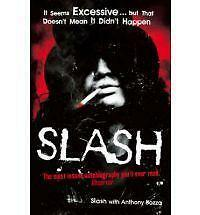 Slash: The Autobiography, Slash, Used; Acceptable Book