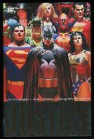 Justice Vol 1 Hardcover w/ Dust Jacket HC DJ Justice League of America DC Comics