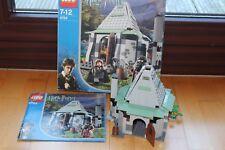 Lego Harry Potter - * Hagrids Hütte * mit Bauanleitung und OVP Set 4754