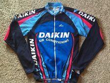 VIMA Lampre Daikin SMS Santini rare vintage cycling jersey Mens size 54