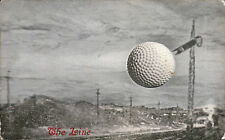Golf Pre - 1914 Printed Collectable Sport Postcards