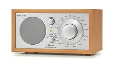 Tivoli Audio Model one BT SILVER  CHERRY ricezione bluetooth AM/FM AUX