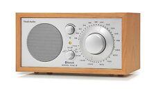 Tivoli Audio MODEL ONE BT SILVER  CHERRY - 24 meses de garantía
