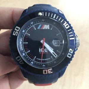 Exclusive Ice Watch BMW M Edition Driving Experience Armbanduhr Uhr Fascination