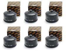 Volar Oil Filter - (6 pieces) for 2006-2008 BMW R1200GS Adventure