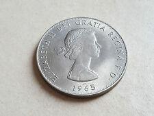 Pièce monnaie jeton non circulante coin munt ELIZABETH II CHURCHILL Royaume Uni